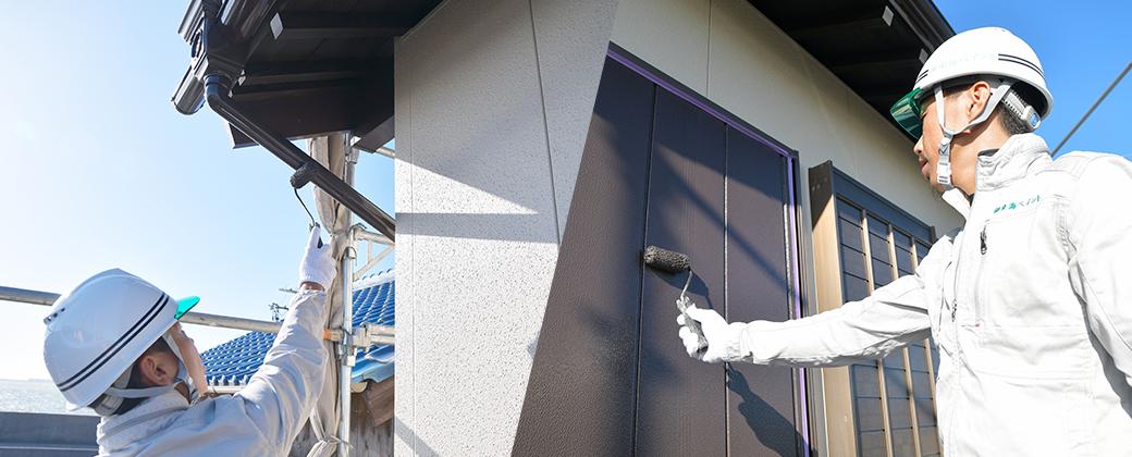 一般戸建住宅塗装 / マンション塗装 House/Mansion