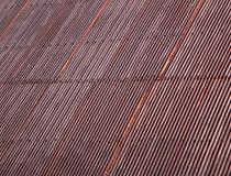 屋根(金属製)のサビ